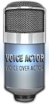 Contact voice actor offering professional voice over for radio imaging, movie trailers, promos, commercials, narration, and animation.